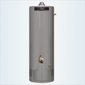 Ruud Protection Plus Water Heater (Gas) – 40 Gal.